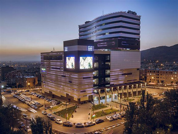 آذربایجان شرقی، تبریز،ولیعصر،خیابان همافر غربی، میدان اطلس، مرکز خرید اطلس